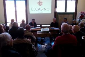 Assemblea general de socis del Casino