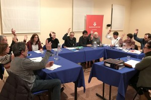 Acord unànime per reclamar l'Alta Segarra