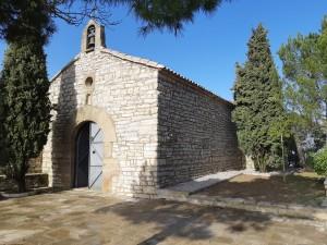 Ermita de Sant Sebastià de Calaf - rehabilitació maig 2019 - febrer 2020