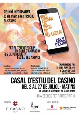 Un estiu de pel·lícula - campus Casino