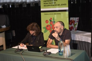 Teresa Jordà i Jordi Badia