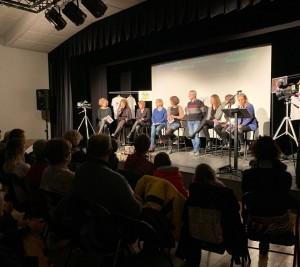 Presentació al Casal de Calaf de la digitalització de TV de Calaf  - 23 novembre 2019