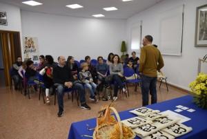 Assistents al sorteig de l'Hereu i la Pubilla 2019-20