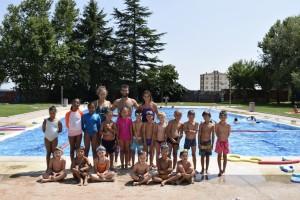 grup 2 cursets natació Calaf 2018
