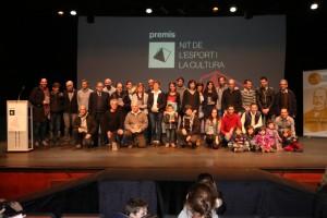 Premis Nit de l'Esport i la Cultura 2016