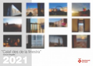 Portada calendari de Calaf 2021