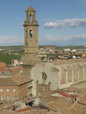 Església de Sant Jaume i campanar - Calaf