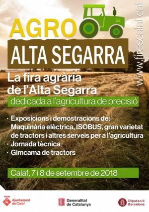 Agro Alta Segarra 2018