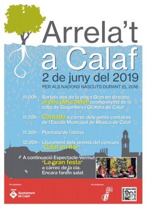 cartell Arrela't 2019