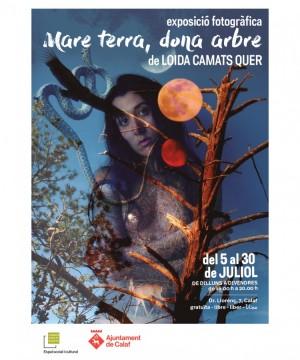 Exposició - 'Mare terra, dona arbre'