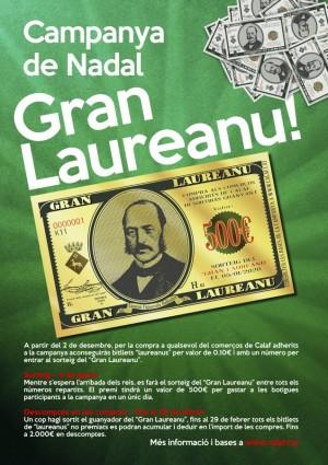 cartell Gran Laureanu