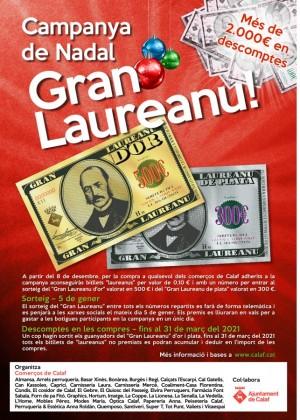 Campanya de Nadal 2020-21 - El Gran Laureanu