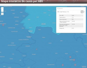 Dades Covid ABS Calaf AQUAS - actualització 13.08.2020