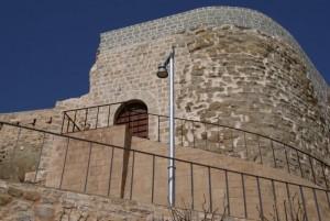 Castell de Calaf - Març de 2011