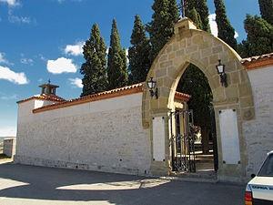 Cementiri de Calaf