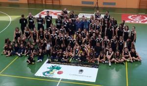 Presentació equips de bàsquet Calaf temporada 2018/19