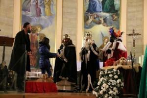 Consell dels infants i alcalde Jordi Badia
