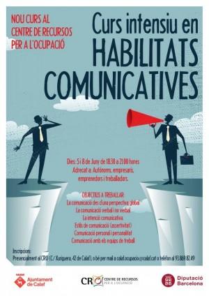 Curs habilitats comunicatives