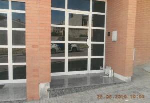 quadro de llums edifici privat