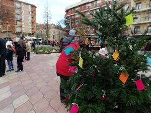 Arbre dels desitjos - Nadal al mercat