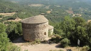 Ermita de Sant Vicenç - caminada agost