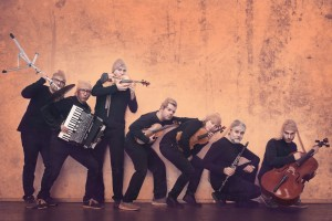 Quartet Brossa, Folkestral, concert Calaf