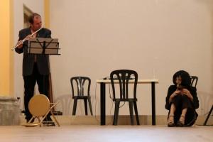 Les performances van formar part de la programació de la inauguració