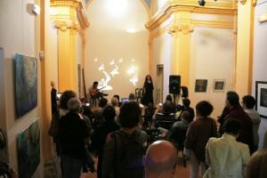 Cançons, a càrrec de Tània Moreno i Luis Miguel Gómez