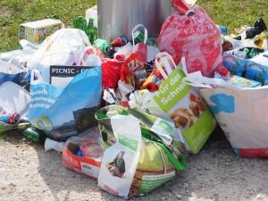 Sols un 15% dels residus generats són rebuig
