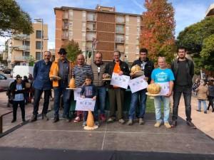 guanyadors VII concurs carbasses gegants Calaf