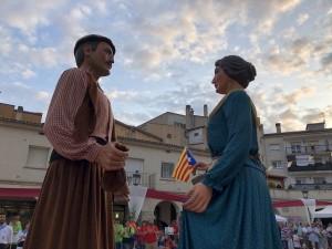 Ball a la plaça de Jaume i Calamanda