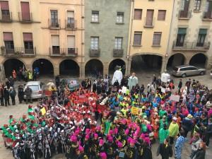 rua escolar carnaval 2018