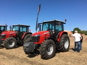 tractor exposats Agro Alta Segarra 2019 - Calaf
