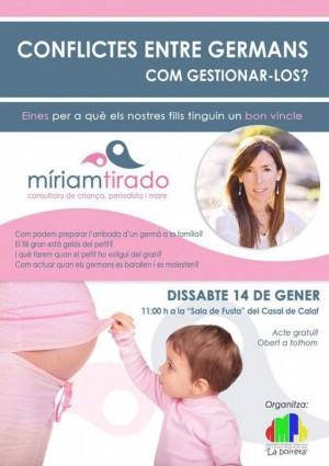 Xerrada AMPA llar d'infants La Boireta