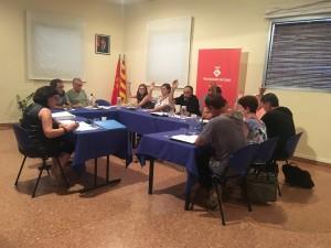 Reglament d'organització i funcionament del Nomenclàtor de carrers i vies públiques del municipi de Calaf approvai amb l'abstenció del grup del GIC -VV