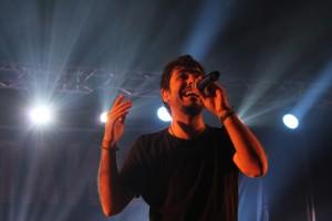 Txarango va protagonitzar un concert multitudinari
