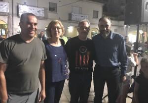 Pere Tardà, Monste, Pere i Jordi Badia