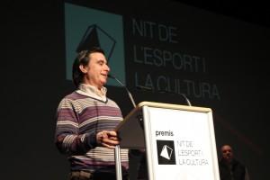 Luciano Grados, premi trajectòria esportiu