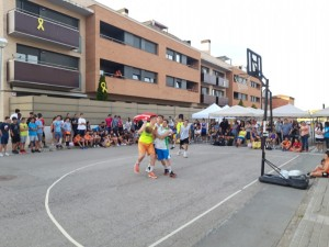 partit categoria junior masculí
