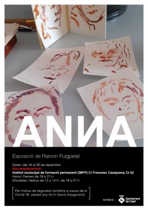 Exposició ANNA de Ramon Puigpelat