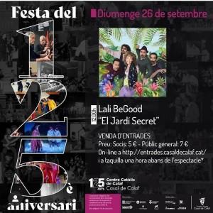 Concert Lali BeGood