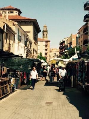 mercat Calaf 2015