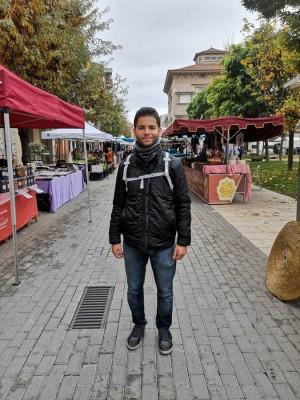 Nou dinamitzador del mercat de Calaf