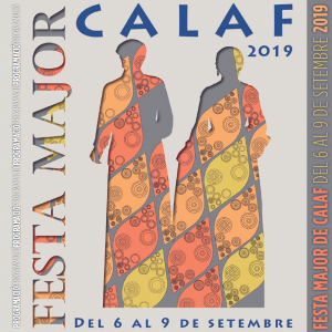Portada programa FM Calaf 2019