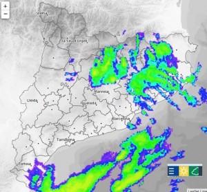 Previsió temps EcoFira Calaf