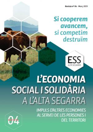 Revista març - Economia Social i Solidària a l'Alta Segarra
