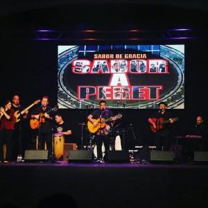 concert Sabor a Peret diada