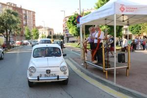 Festa sant cristòfol benedicció de cotxes
