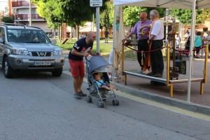 Festa Sant Cristòfol benedicció de cotxets