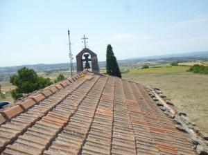 coberta Ermita de Sant Sebastià